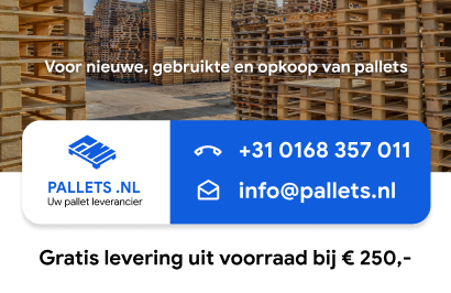 pallets-groot